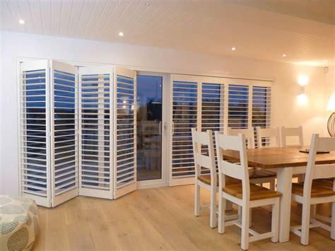 Kitchen Window Shutters Interior folding opennshut