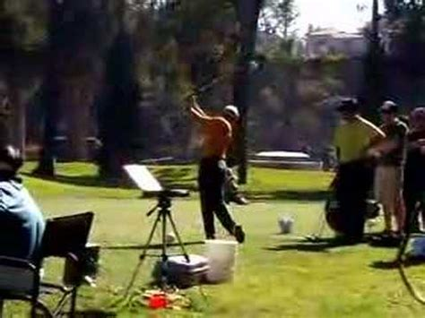 mike bennett golf swing king of stack and tilt mike bennett swing youtube