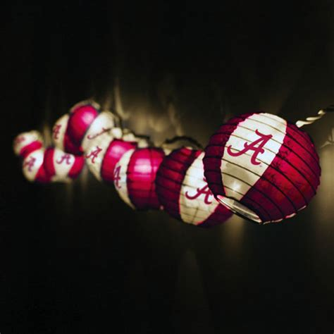 Alabama String - of alabama tailgating supplies
