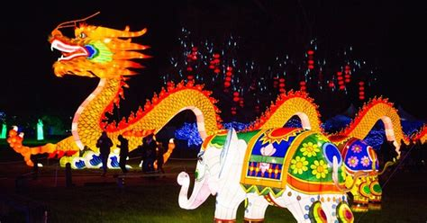 new year outside china west to host magical lantern festival to