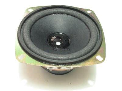 Speaker Toa 25 Watt 4 quot 20 watt component speaker electronix