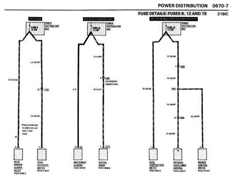 repair manuals bmw iisic  electrical