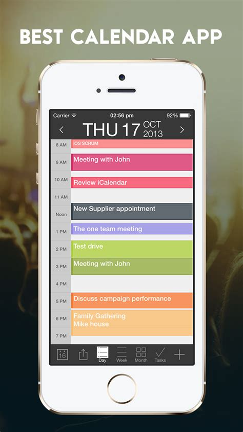 better calendar app for iphone icalendar ios
