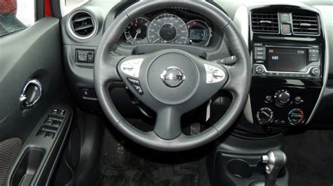 nissan note 2015 interior 2015 nissan versa note sr review wheels ca