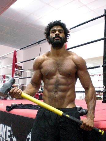 david haye bench press most jacked athlete in every sport muscle prodigy