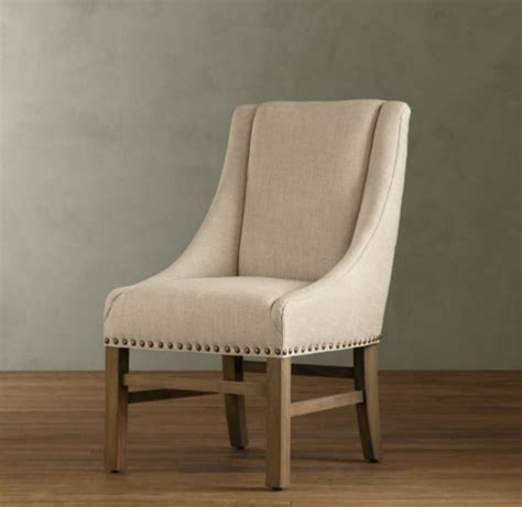 Nailhead Arm Chair Design Ideas Dining Chairs With Nailhead Trim Large And Beautiful Photos Photo To Select Dining Chairs