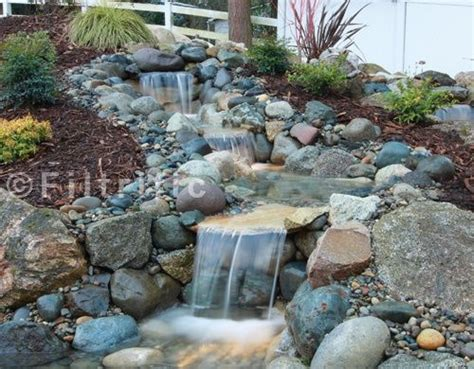 diy backyard stream 189 best images about backyard waterfalls on pinterest