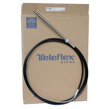 13ft boat steering cable teleflex cable boats parts accessories ebay