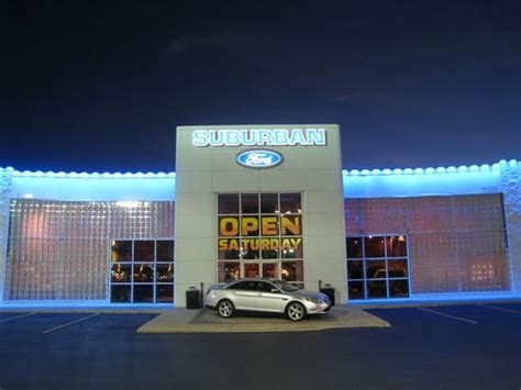 Suburban Ford Of Sterling Heights by Suburban Ford Of Sterling Heights Reviews
