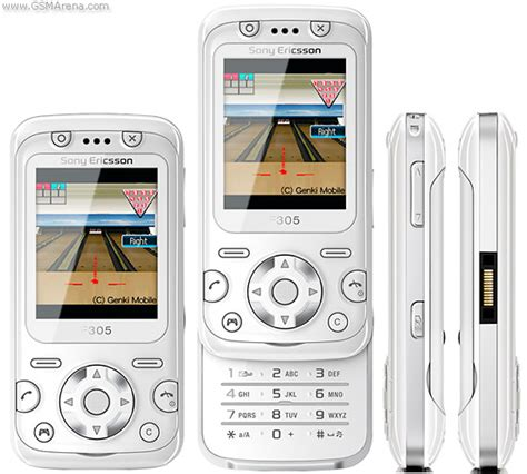 Hp Sony F305 sony ericsson f305 pictures official photos