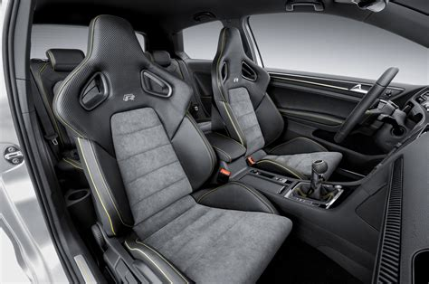 Vw Golf R Interior by Volkswagen Golf R400 Concept Hits 62mph In 3 9sec