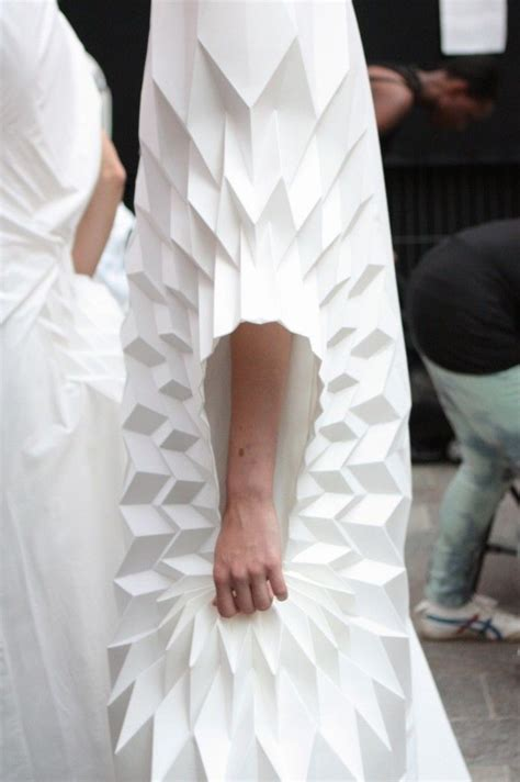 Origami Fashion Designers - best 25 origami architecture ideas on paper