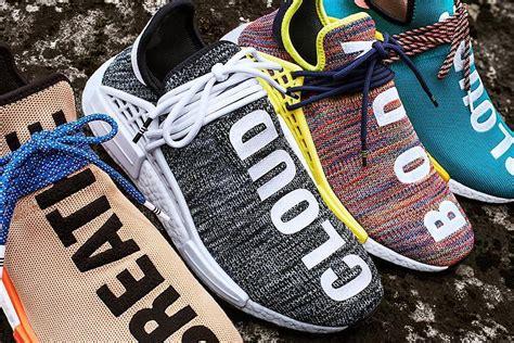 pharrell x adidas human race nmd tr hiking sneaker release date footwear news
