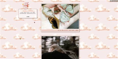 tumblr themes with photo captions fiebre tumblr themes