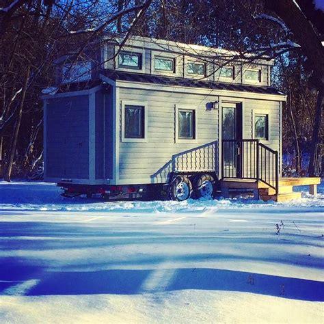 house construction company tiny house construction company cooks up a new model
