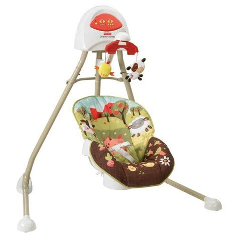 fisher price swing reviews fisher price 2 in 1 cradle swing how now brown cow reviews