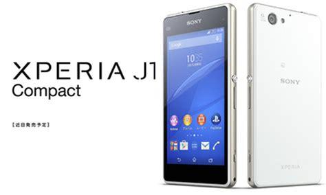 Handphone Sony Xperia J1 harga sony xperia j1 compact smartphone tahan air spesifikasi tangguh