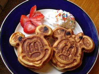 free meals at walt disney world!