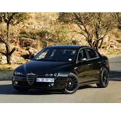 Alfa Romeo 159 Ti ZA Spec Wallpapers  Cool Cars Wallpaper