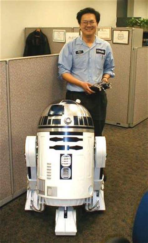 real r2d2 robot for sale alex kung s r2d2 web page