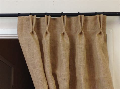 Burlap Drapes And Curtains 105108burlap Curtains Burlap Drapes Burlap