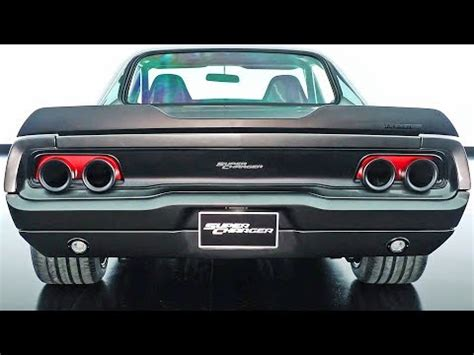 "dodge super charger – 1,000 hp ""hellephant"" 426 hemi"