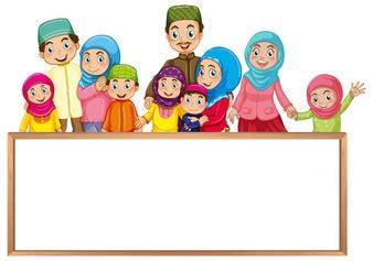 Baju Print Natal Family 1 muslim vectors photos and psd files free