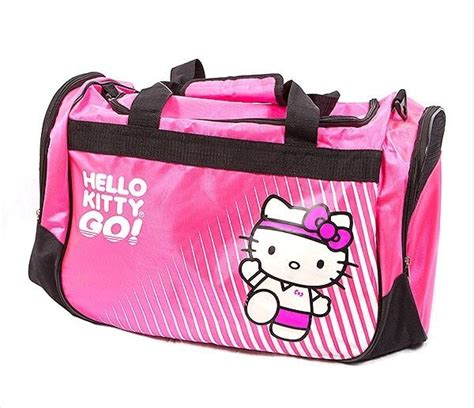 Travel Bag Hello Ta10 hello pink travel luggage duffle lightweight