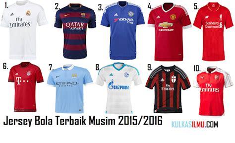 Jersey Arsenal Kuning Musim 20152016 10 jersey klub terbaik musim 2015 2016 kabar berita