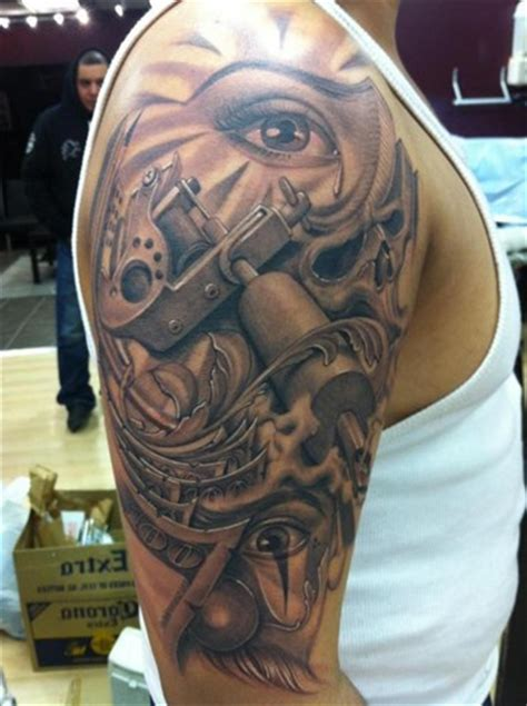 daily vibes chicano tattoo 321
