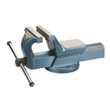 rigid bench vise matador ridgid professional tools