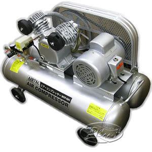 oasisu rakuten global market three points of belt type air compressor jac 40tmx 39 5l air