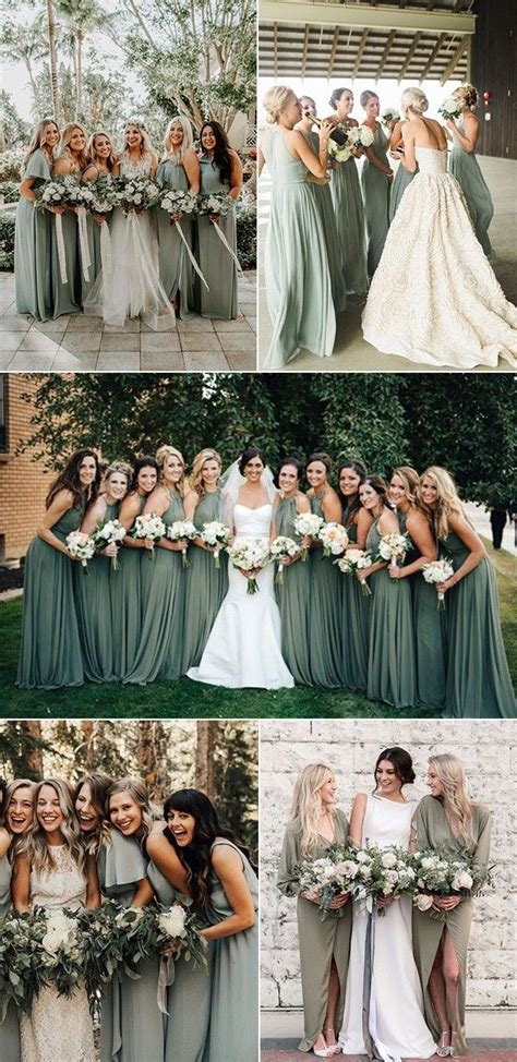 30 green wedding ideas for 2019 trends page 2 of 2 wedding inspiration