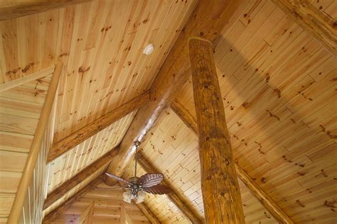 Renovating A Church With Pine Wood Panels Woodworkers Shoppe