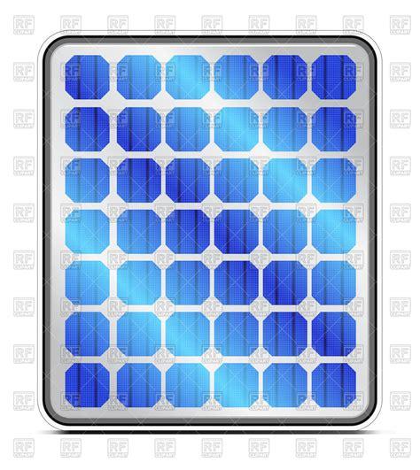 royalty free solar panel clip art vector images solar panels royalty free vector clip art image 73558