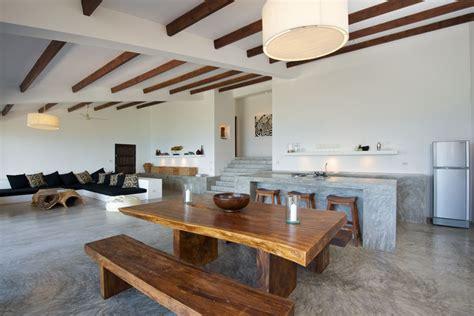 modern tropical house interior wood design plushemisphere casas contempor 225 neas m2 arquitectura