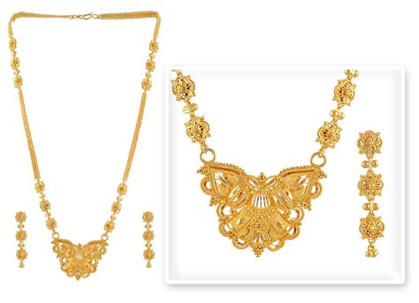 jewelry for women gold necklaces new models