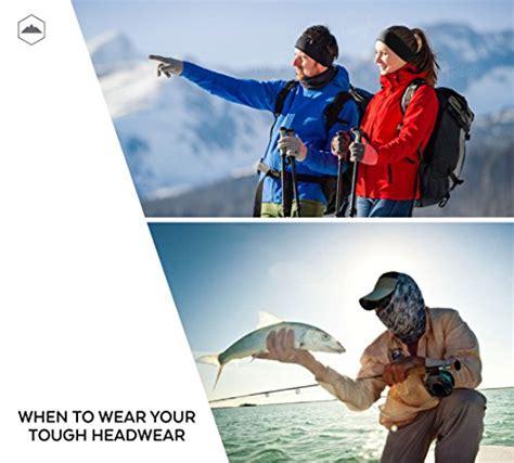12 in 1 headwear versatile outdoors daily headwear
