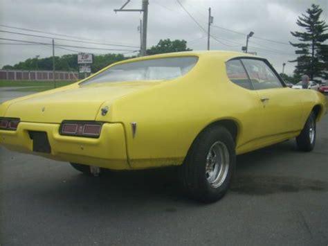 fast pontiac cars buy new 1969 pontiac lemans car fast
