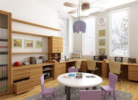 desain ruang kerja kecil  rumah minimalis rumah impian