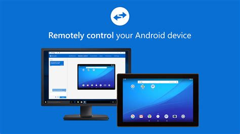 remotely android teamviewer quicksupport android apps on play