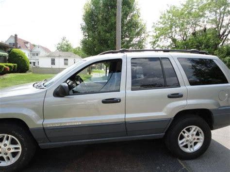 2000 Jeep Grand Laredo Mpg Sell Used 2000 Jeep Grand Laredo In Scranton