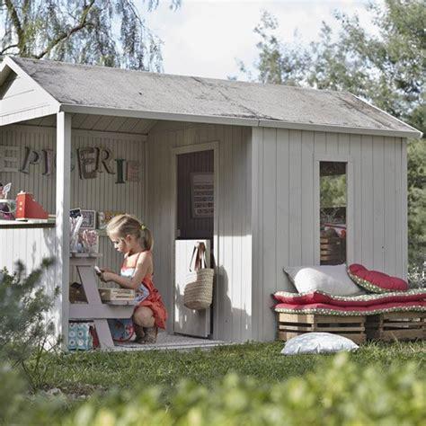 cabane de jardin en bois leroy merlin maisonnette chalet maison cabane enfant leroy merlin