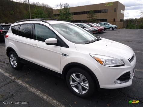 2013 ford escape colors 2013 white platinum metallic tri coat ford escape se 2 0l