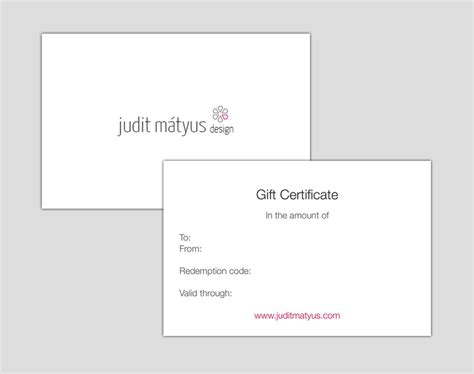 Aroma Gift Card Balance - gift card judit m 225 tyus design