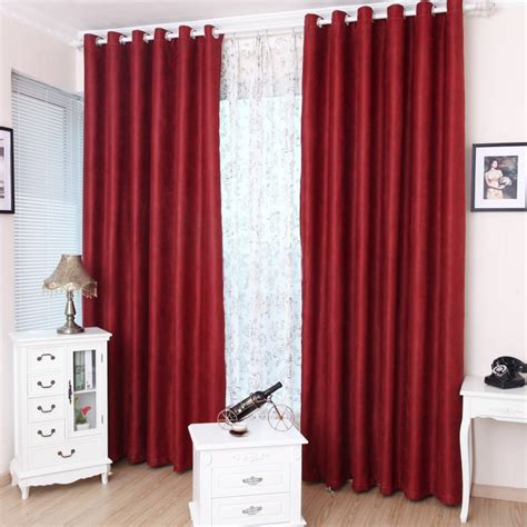 bright red curtains blackout floral bright red curtains of 2 panels