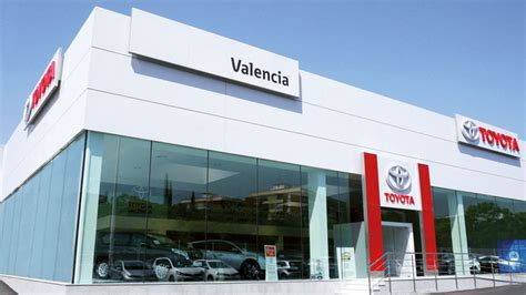 Valencia Toyota Concesionario Toyota Valencia La Avenida Autom 243 Vil