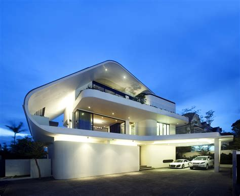 futuristic houses awesome homes futuristic