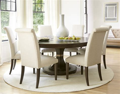 Universal Dining Room Furniture Universal Furniture California 7pc Dining Room Set W Upholstered Side Chairs In Hollywod