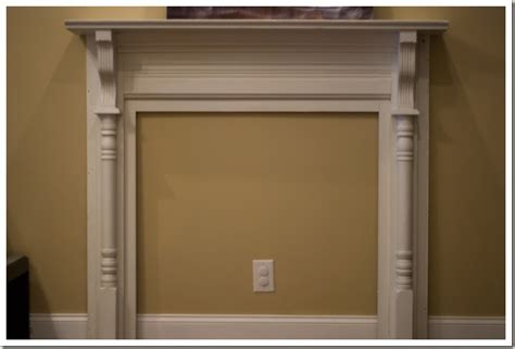 Where To Buy Faux Fireplace Mantels by In Grace A Faux Fireplace Transformation